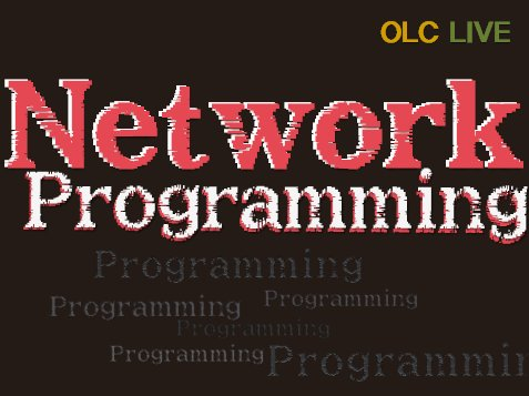 [OLC Live] Network Programming